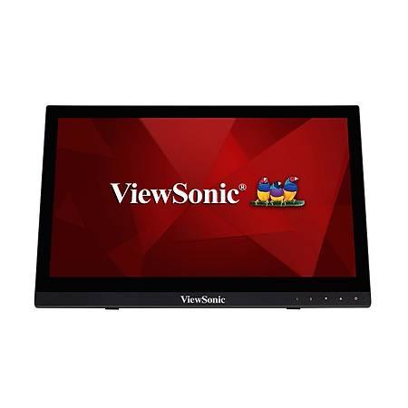 ViewSonic 15.6 TD1630-3 1366x768 75Hz 12ms Vga Hdmý Dokunmatik Monitör