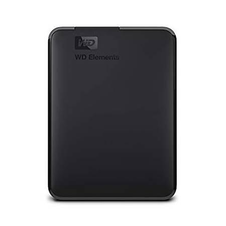 WD 2.5 Elements 4TB USB 3.0 Siyah Taþýnabilir Disk WDBU6Y0040BBK
