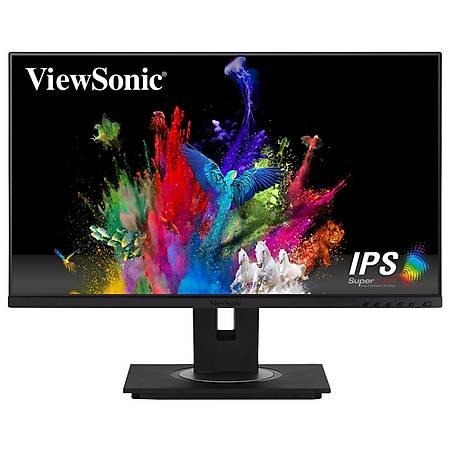 ViewSonic 24 VG2455 1920x1080 60Hz 5ms Hdmý Dp Vga Type-C IPS Monitör