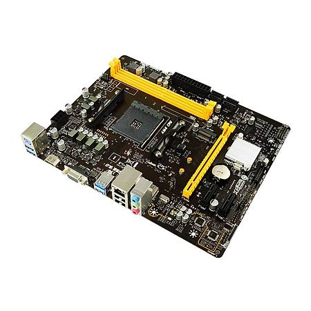Biostar B450M-H DDR4 3200MHz (OC) VGA HDMI M.2 mATX AM4