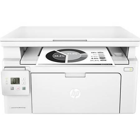 HP LaserJet M130A Fotokopi Tarayýcý Lazer Yazýcý G3Q57A