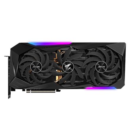 GIGABYTE AORUS GeForce RTX 3070 Ti Master 8G 8GB 256Bit GDDR6X