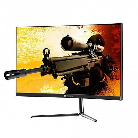 GameBooster GB-2461CF 24 1920x1080 144Hz Hdmý Dp 1ms Curved Gaming FreeSync Monitör