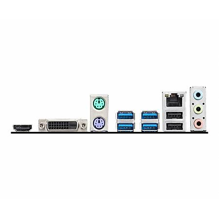 MSI B550M-A PRO DDR4 4600MHz (OC) HDMI VGA DP M.2 USB3.2 mATX AM4