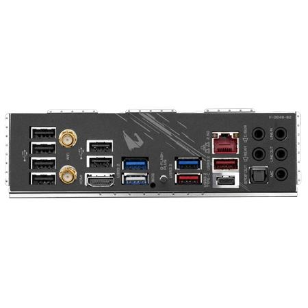 GIGABYTE B550 AORUS PRO AC Wi-Fi DDR4 5100MHz (OC) HDMI TYPE-C M.2 USB 3.2 ATX AM4