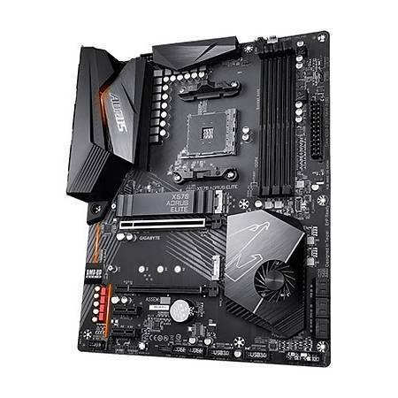 GIGABYTE X570 AORUS ELITE 4000MHz (OC) DDR4 HDMI M.2 ATX AM4