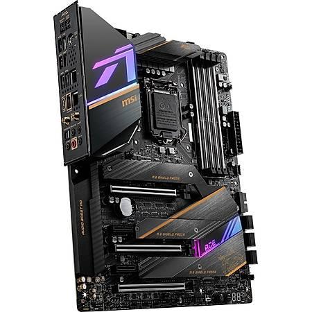 MSI MEG Z490 ACE DDR4 4800MHz (OC) TYPE-C M.2 USB3.2 RGB Wi-Fi ATX 1200p