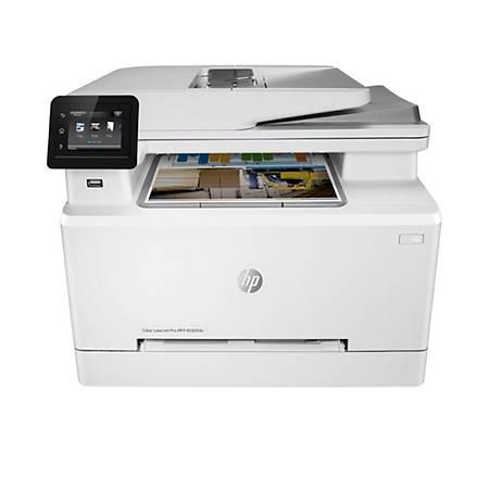 HP LaserJet Pro M283fdn Tarayýcý Fotokopi Fax Lazer Yazýcý 7KW74A