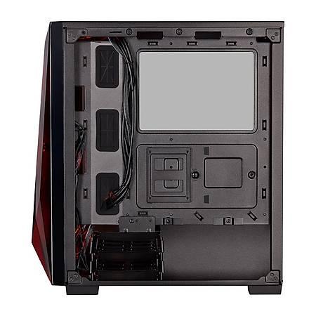 Corsair Carbide Spec Delta 650W RGB Temperli Cam Siyah ATX MidTower Kasa