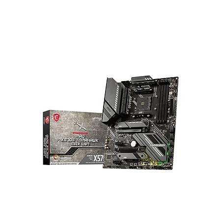 MSI MAG X570S TOMAHAWK MAX WIFI DDR4 5100MHz HDMI M.2 USB3.2 Wi-Fi ATX AM4