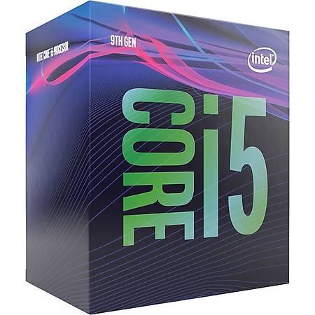 Intel Core i5 9400 Soket 1151 2.9GHz 9MB Cache Ýþlemci