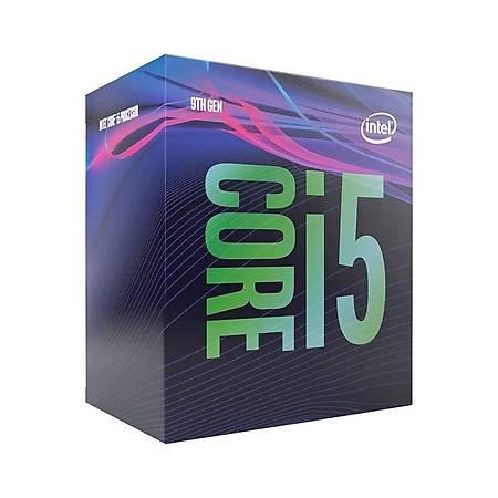 Intel Core i5 9600 Soket 1151 3.1GHz 9MB Cache Ýþlemci