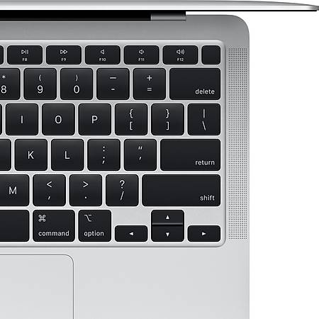 Apple MacBook Air 13.3 i3 8GB 256GB SSD Gümüþ MWTK2TU/A
