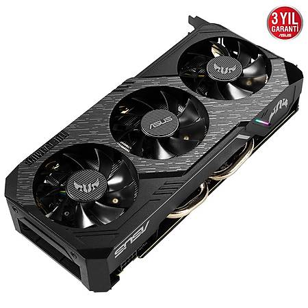 ASUS TUF 3 GeForce GTX 1660 SUPER 6GB OC 192Bit GDDR6