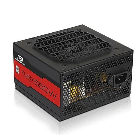 Power Boost Fury BST-ATX550WEU 550W 80+ Fanlý ATX Power Supply