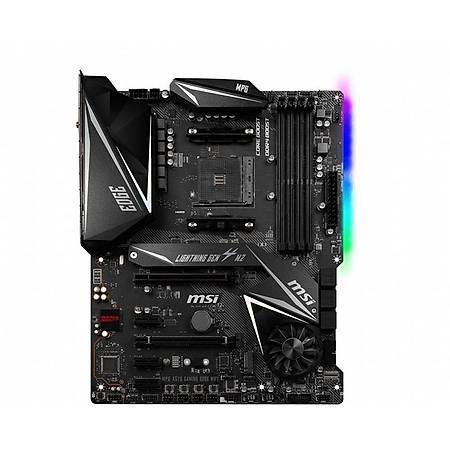 MSI MPG X570 GAMING EDGE Wi-Fi DDR4 4400MHz(O.C) RGB M.2 HDMI ATX AM4