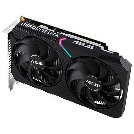 ASUS Dual GeForce GTX 1650 MINI 4GB 128Bit GDDR6