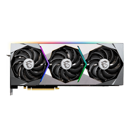 MSI GeForce RTX 3080 Ti SUPRIM 12G 12GB 384Bit GDDR6X