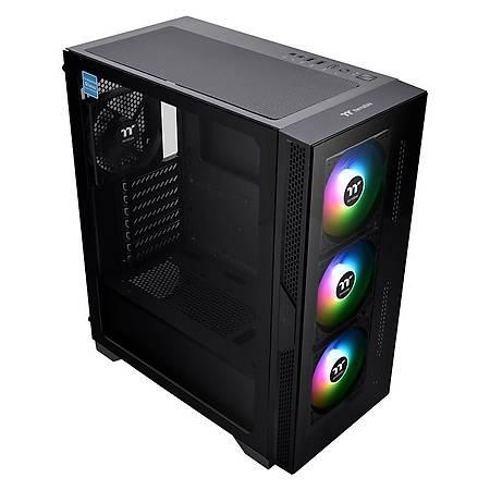 Thermaltake Versa T25 650W 80+ Tempered Cam Siyah MidTower Kasa
