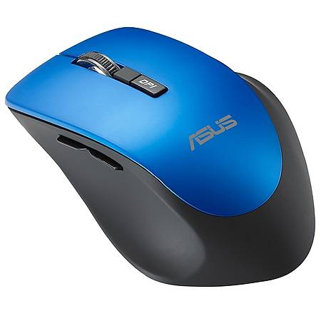 Asus WT425 Kablosuz Mavi Mouse