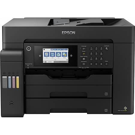 Epson L15150 Fotokopi Tarayýcý Fax Renkli Wi-Fi A3+ Tanklý Yazýcý