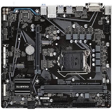 GIGABYTE B560M POWER DDR4 3200MHz DVI-D HDMI M.2 USB3.2 RGB Micro ATX 1200p