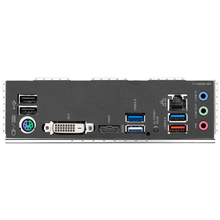 GIGABYTE B550 GAMING X DDR4 4400MHz (OC) HDMI DVI-D M.2 USB 3.2 ATX AM4