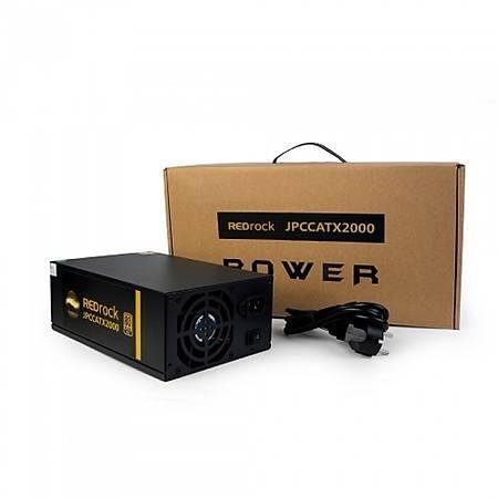 Redrock 2000W 80+ Gold Power Supply