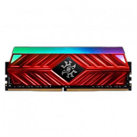 XPG 8GB Spectrix D41 RGB DDR4 3200MHz CL16 Kýrmýzý Ram