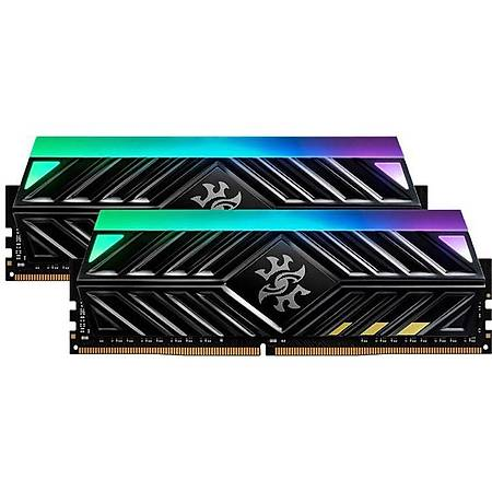 XPG 16GB (2x8GB) Spectrix D41 TUF Gaming RGB 3200MHz CL16 DDR4 Dual Kit Ram