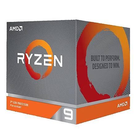 AMD Ryzen 9 3900X Soket AM4 3.8GHz 64MB Cache Ýþlemci