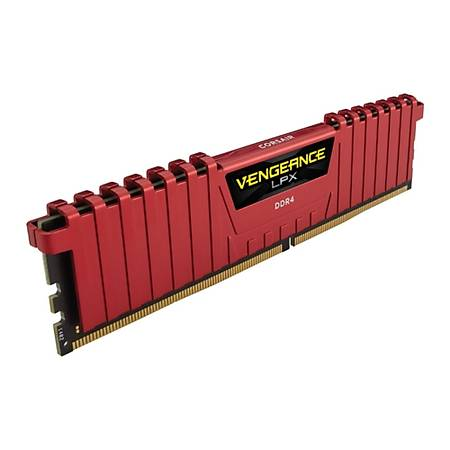 Corsair Vengeance LPX 8GB DDR4 2400MHz CL16 Kýrmýzý Ram
