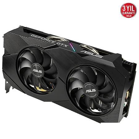 ASUS Dual GeForce GTX 1660 SUPER EVO 6GB 192Bit GDDR6
