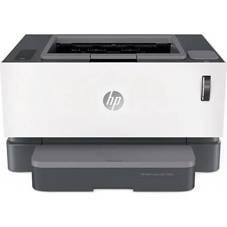 HP Neverstop Laser 1000a Tanklı Lazer Yazıcı 4RY22A