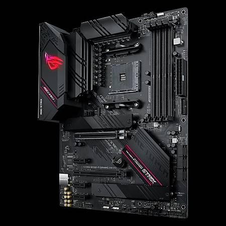 ASUS ROG STRIX B550-F GAMING DDR4 4400MHz (OC) HDMI DP TYPE-C M.2 USB3.2 AURA RGB Wi-Fi ATX AM4