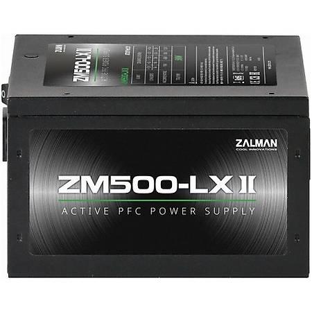 Zalman ZM500-LXII 500W Active PFC Power Supply