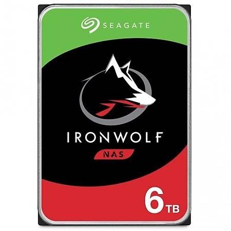 Seagate Ironwolf 3.5 6TB 5400Rpm 256MB Sata 3 ST6000VN001