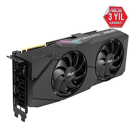 ASUS Dual GeForce RTX 2080 SUPER EVO 8GB 256Bit GDDR6