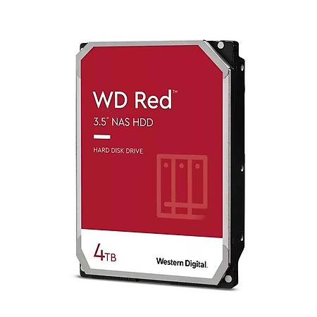 WD Red IntelliPower 3.5 4TB 5400RPM 256MB Sata 6Gbit/sn WD40EFAX