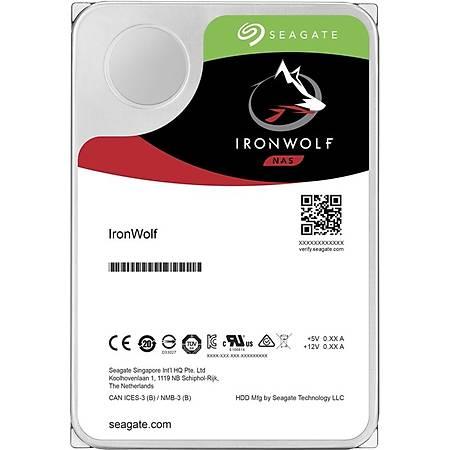 Seagate Ironwolf 3.5 8TB 7200Rpm 256Mb Sata 3 ST8000VN004