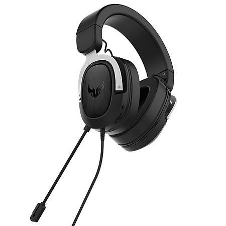 Asus TUF Gaming H3 Silver 7.1 Gaming Kulaklýk