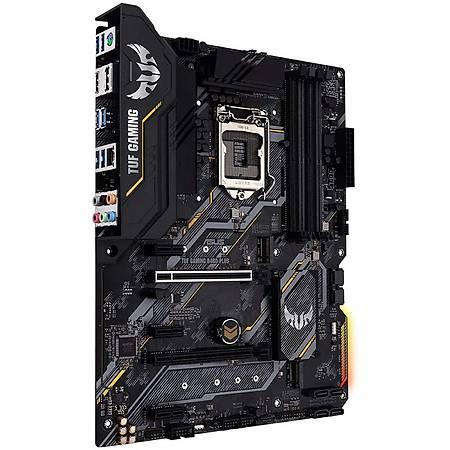 ASUS TUF GAMING B460M PLUS DDR4 2933MHz HDMI DP M.2 RGB ATX Wi-Fi 1200p