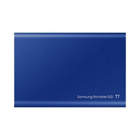 Samsung T7 2TB Usb 3.2 2.5 Taþýnabilir Portatif SSD Disk MU-PC2T0H