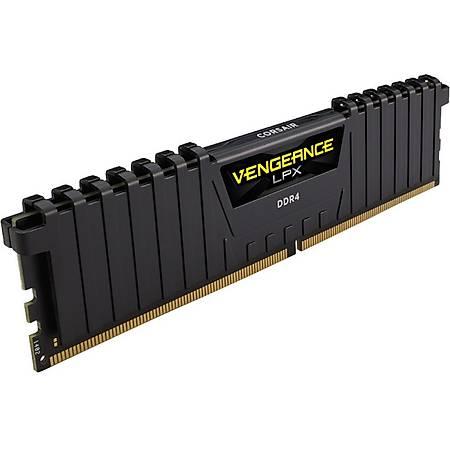 Corsair Vengeance LPX 16GB (2x8GB) DDR4 4000MHz CL16 Siyah Soðutuculu Dual Kit Ram