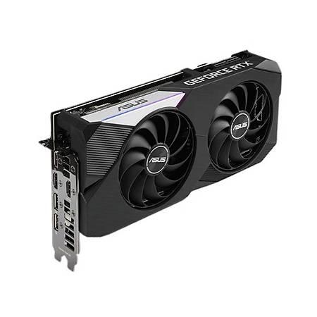 ASUS Dual GeForce RTX 3070 8GB 256Bit GDDR6