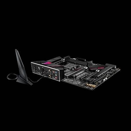 ASUS ROG STRIX B550-E GAMING DDR4 4400MHz (OC) HDMI DP TYPE-C M.2 USB3.2 AURA RGB Wi-Fi ATX AM4