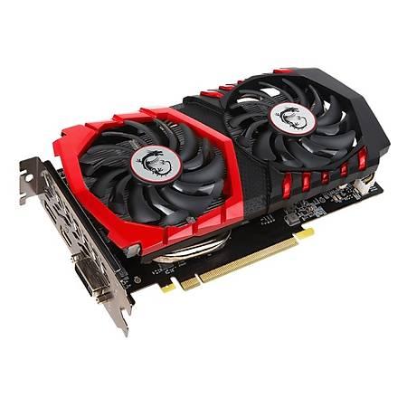 MSI GeForce GTX 1050 TI GAMING X 4G 4GB 128Bit GDDR5
