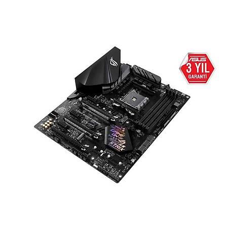 ASUS ROG Strix B450-F GAMING DDR4 4400MHz (OC) HDMI DP M.2 USB3.1 AURA RGB TPM ATX AM4