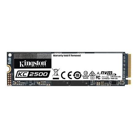 Kingston KC2500 250GB NVMe PCIe M.2 SSD Disk SKC2500M8/250G