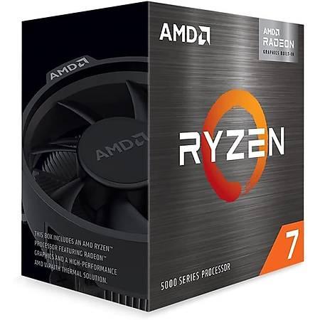 AMD Ryzen 7 5700G Soket AM4 3.8GHz 16MB Cache Ýþlemci Kutulu